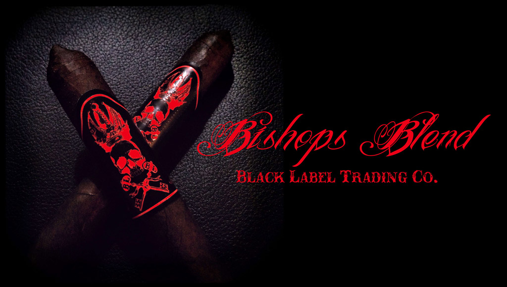 Black Label Trading Co. Bishop's Blend cigars