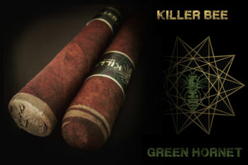 Black Works Studio GREEN HORNET cigar