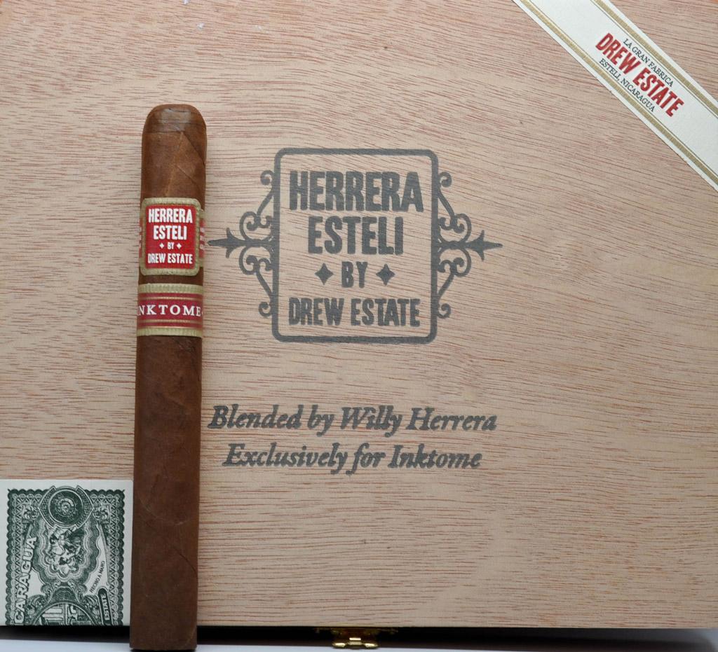 Drew Estate Herrera Estelí Inktome cigar