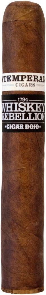 Intemperance Whiskey Rebellion cigar