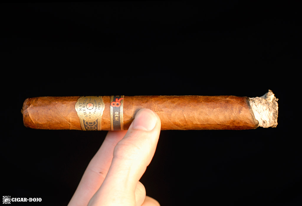 Nat Sherman 85th Anniversary toro cigar review