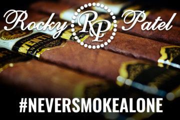 Rocky Patel Twentieth Anniversary cigar giveaway