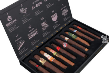 Smoke Inn Cigars The Microblend Collection First Edition collector's set