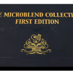 Smoke Inn Cigars The Microblend Collection First Edition cigar box