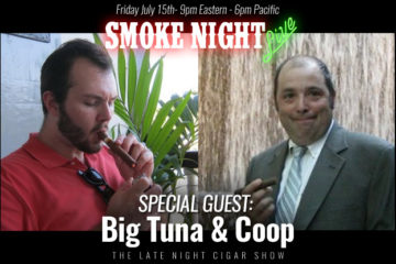 Smoke Night LIVE William Cooper Seth Geise