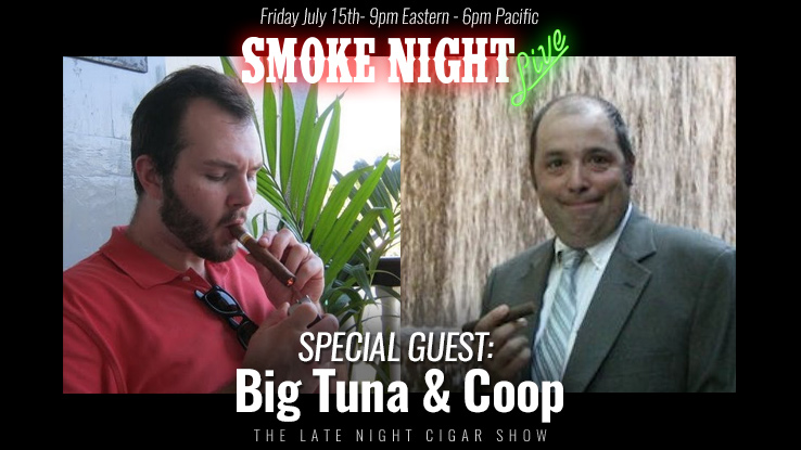 Smoke Night LIVE William Cooper Seth Geise
