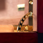 adorini Santiago L Deluxe 24k gold hinges