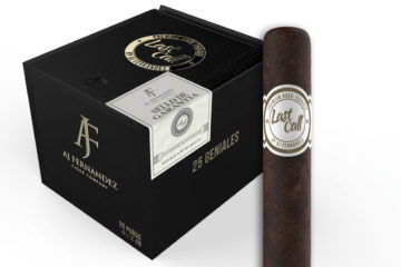 AJ Fernandez Last Call Maduro cigars