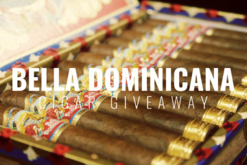 Bella Dominicana cigar giveaway