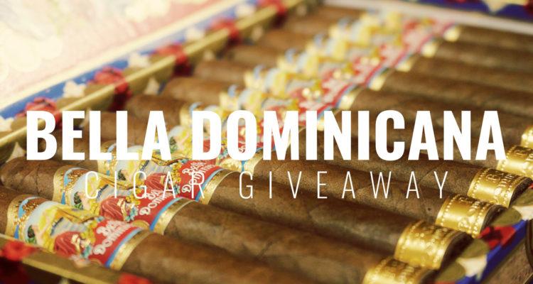 Bella Dominicana cigar giveaway