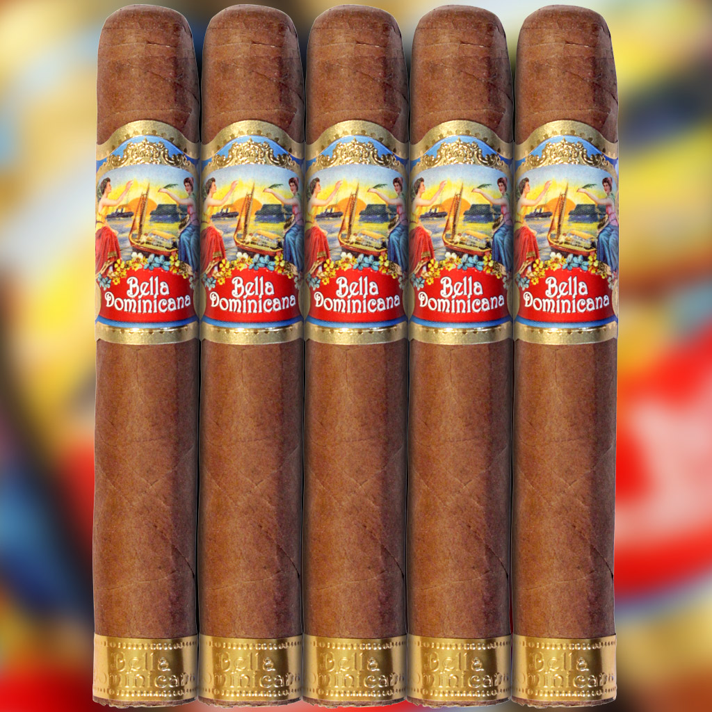 Bella Dominicana 5-pack cigars