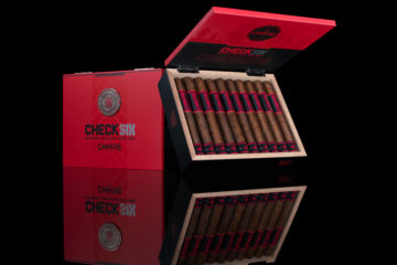 Camacho Check Six cigars packaging
