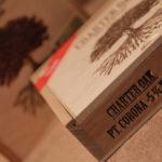 Foundation Cigar Co. Charter Oak cigar boxes