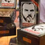 Espinosa Alpha Dag cigars packaging IPCPR 2016