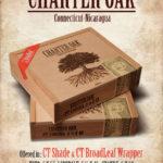 Foundation Cigar Co. Charter Oak packaging