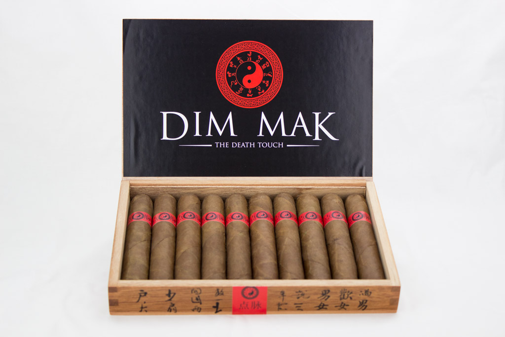 MoyaRuiz Dim Mak limited edition cigars