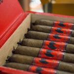 Espinosa Murcielago Bouton IPCPR 2016 cigar cap