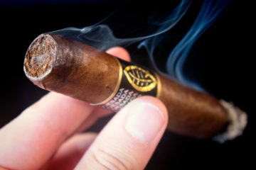 Quesada Reserva Privada Oscuro cigar review
