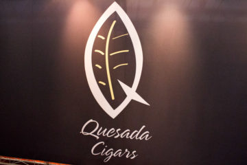 Quesada Cigars booth IPCPR 2016