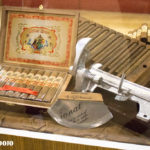 AJ Fernandez Bellas Artes cigar display IPCPR 2016