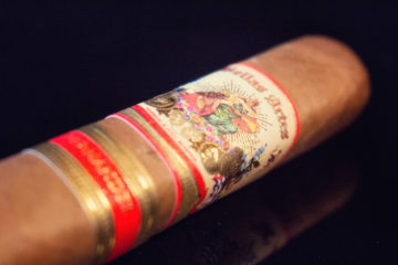 AJ Fernandez Bellas Artes Robusto Extra cigar review