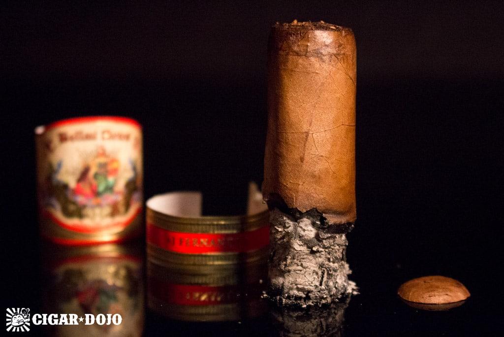 AJ Fernandez Bellas Artes cigar review and rating