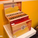 AVO Syncro Nicaragua Fogata cigars display IPCPR 2016