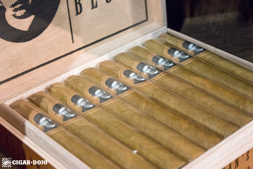 Caldwell Cigar Co. Blind Man's Bluff Connecticut cigars IPCPR 2016