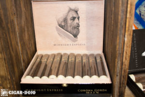 Caldwell Cigar Co. Eastern Standard Midnight Express cigars IPCPR 2016