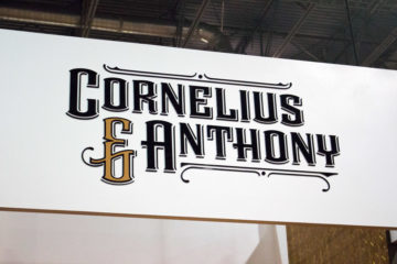 Cornelius & Anthony cigar booth IPCPR 2016