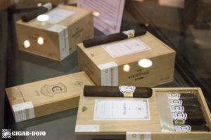 Crowned Heads Le Carême cigars packaging IPCPR 2016