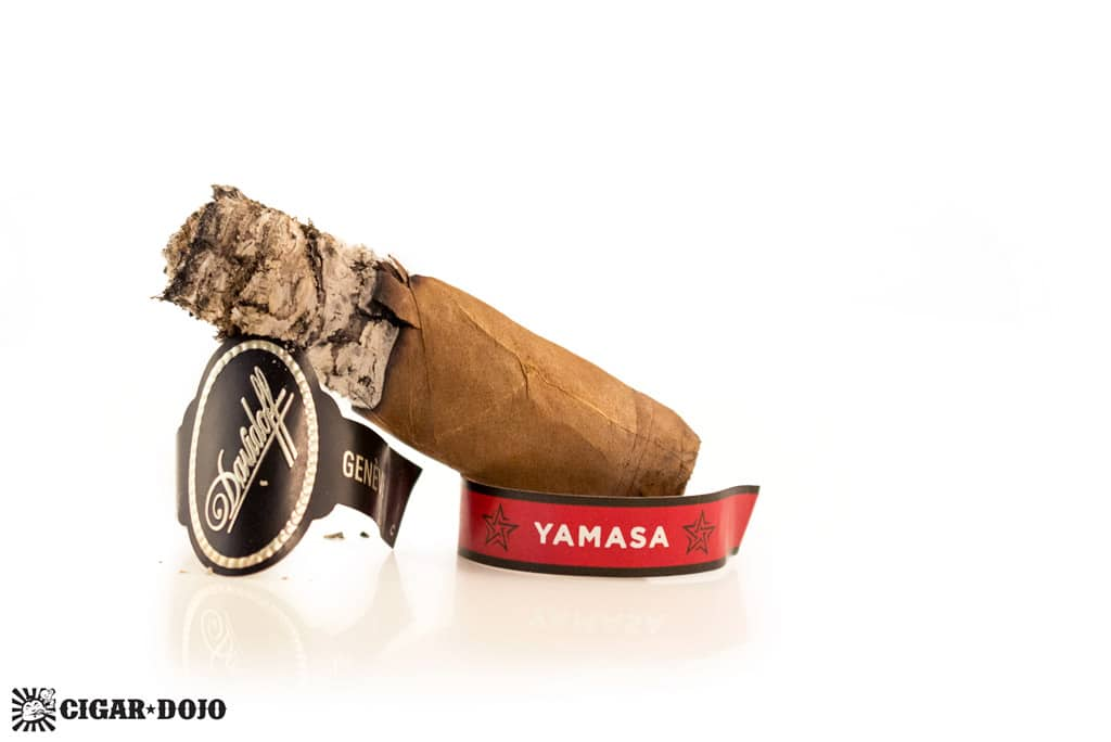 Davidoff Yamasá Petit Churchill cigar review and rating