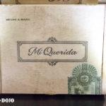 Dunbarton Tobacco & Trust Mi Querida cigar box IPCPR 2016