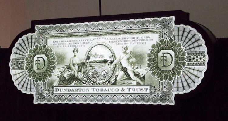 Dunbarton Tobacco & Trust IPCPR 2016 cigar booth