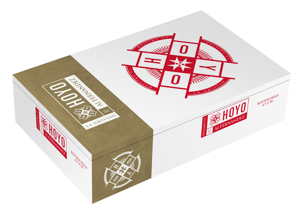 Hoyo La Amistad cigar box