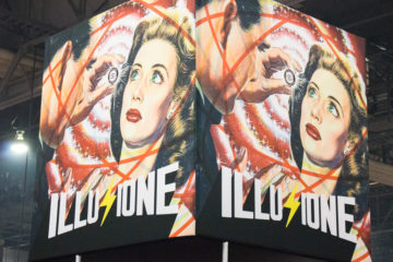 Illusione Cigars booth IPCPR 2016