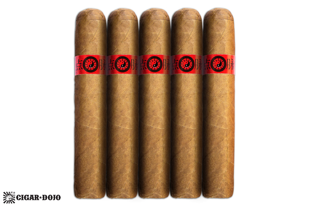 MoyaRuiz Dim Mak limited edition cigars 5-pack