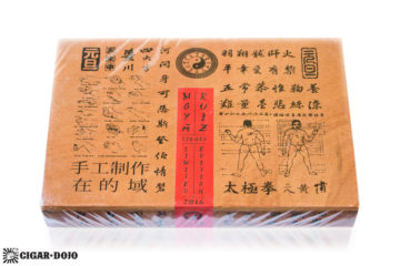 MoyaRuiz Dim Mak limited edition cigar box