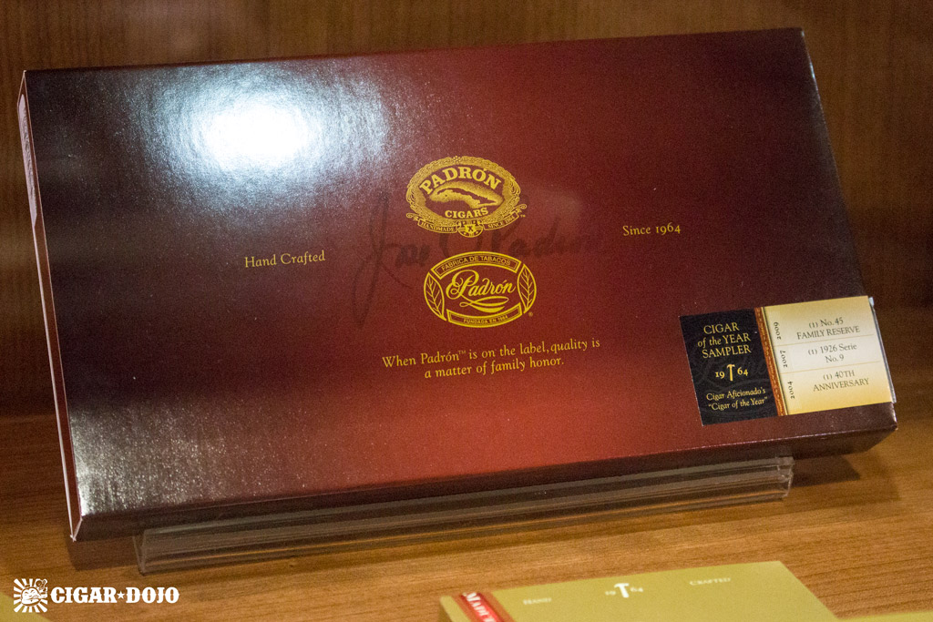 Padrón Cigar of the Year sampler pack IPCPR 2016