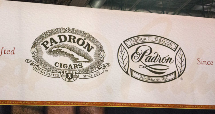 Piloto Cigars Inc. Padrón booth IPCPR 2016