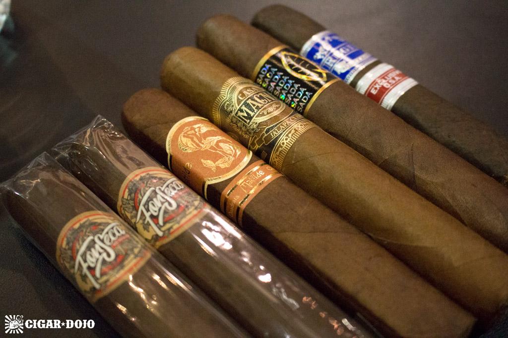 Quesada cigars at IPCPR 2016