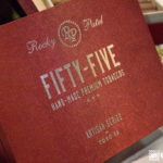 Rocky Patel Fifty-Five cigar box closed IPCPR 2016