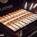 Rocky Patel Platinum Limited Edition Habano cigars open box IPCPR 2016