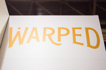 Warped Cigars booth IPCPR 2016