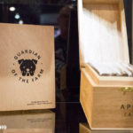 Warped Guardian of the Farm Apollo cigar packaging IPCPR 2016