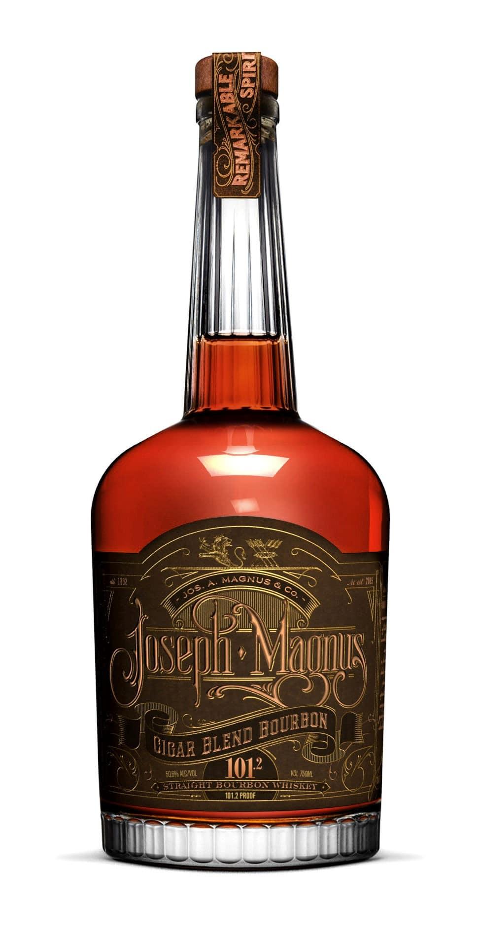Jos. A. Magnus & Co Cigar Blend Bourbon