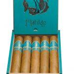 Matilde Serena Toro Bravo cigar box open