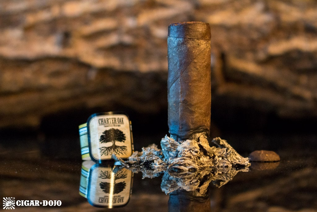 Foundation Cigar Co. Charter Oak Broadleaf cigar review and rating