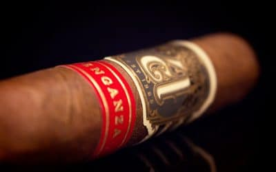 Cornelius & Anthony Venganza Judge cigar review