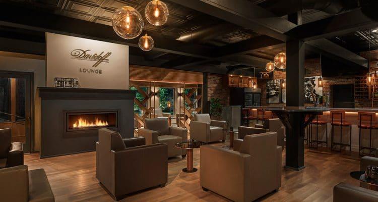 Davidoff Havana Phil's Lounge, Greensboro, NC